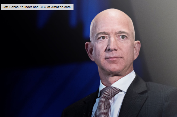 For Amazon, It's Not Too Early to be Talking About Its Next CEO –Barron's
