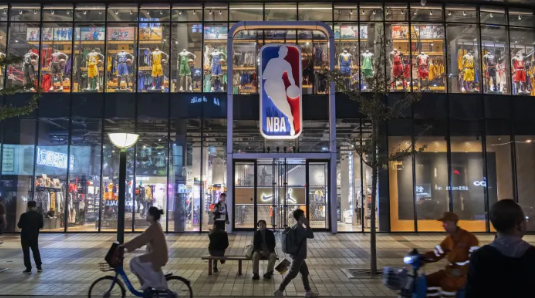 FT – Nike risks being dragged into China NBA dispute